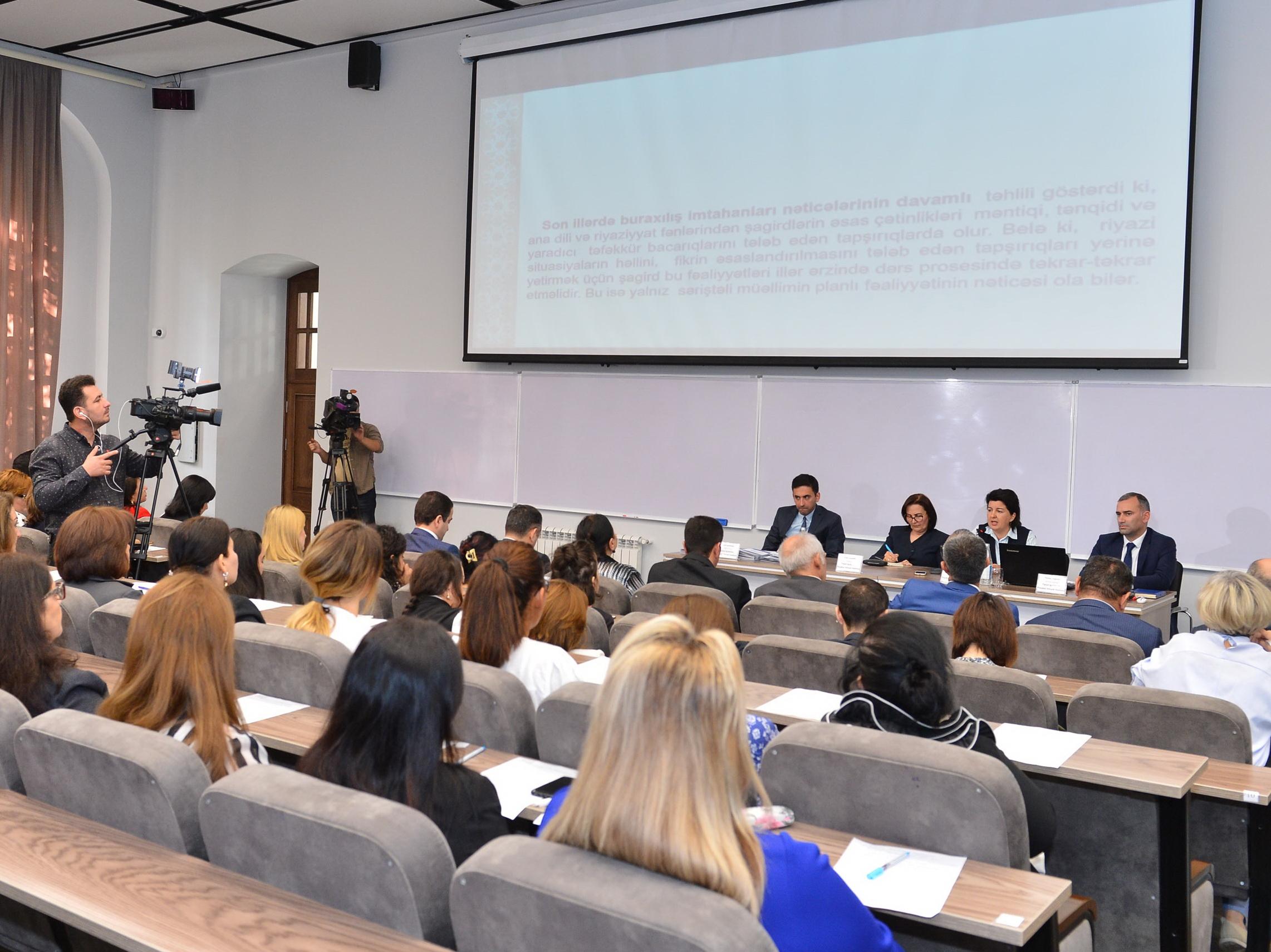 Минобразования провело семинар для журналистов - ФОТО