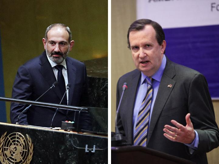 «Холодный душ» для Пашиняна: США четко указали Армении путь к прогрессу в карабахском урегулировании