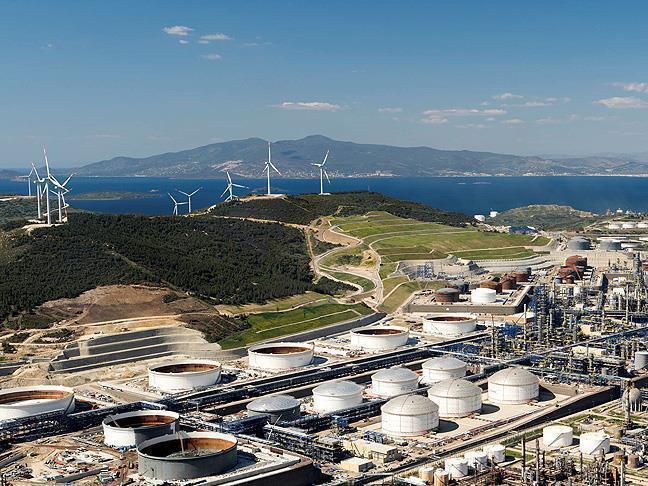 Эрдоган завтра примет участие в открытии нефтеперерабатывающего завода SOCAR в Турции