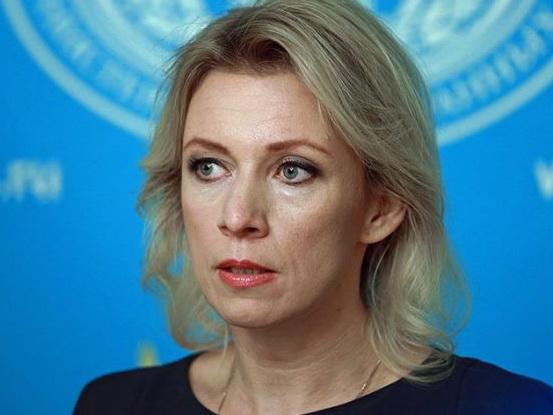 Захарова: «Посол США не должен вмешиваться во внутренние дела Армении»