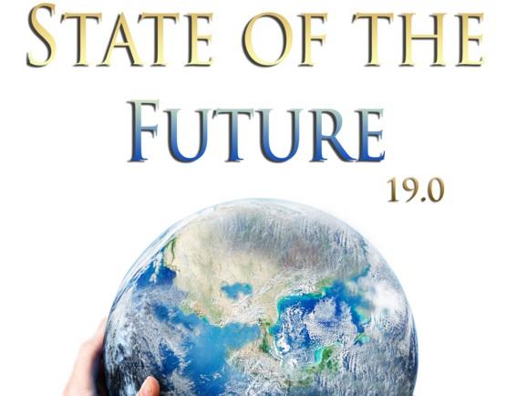 Отчет «Состояние будущего 19.0» Проекта «Тысячелетие» стал обладателем премии Международной ассоциации профессиональных футурологов