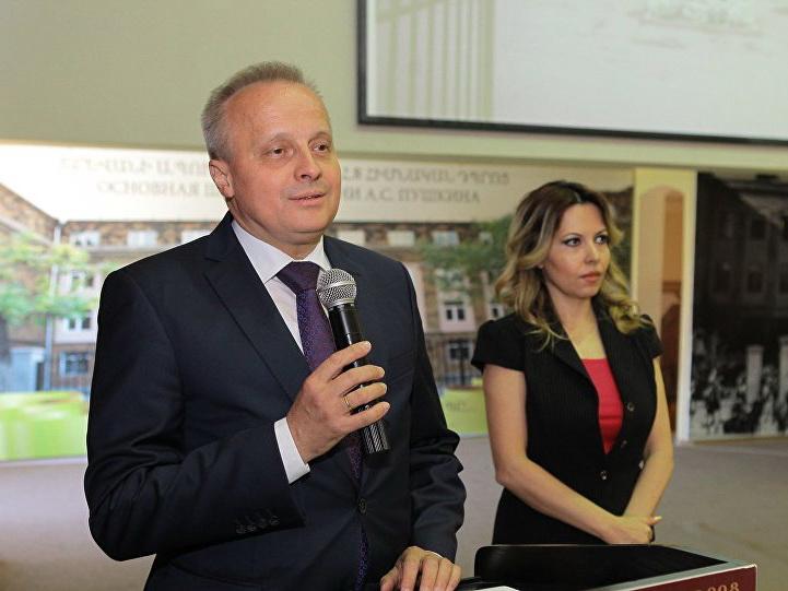 Посол РФ в Армении: Политические перемены не должны влиять на армяно-российские отношения