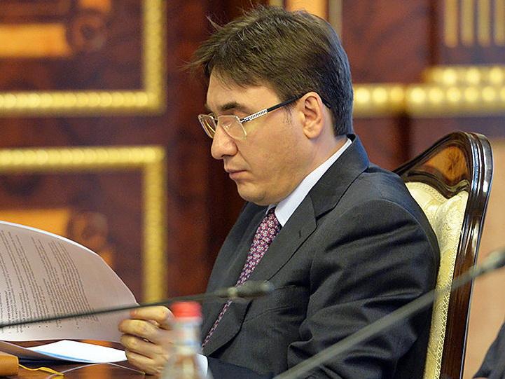 Следователи провели обыск в доме бывшего вице-премьера Армении