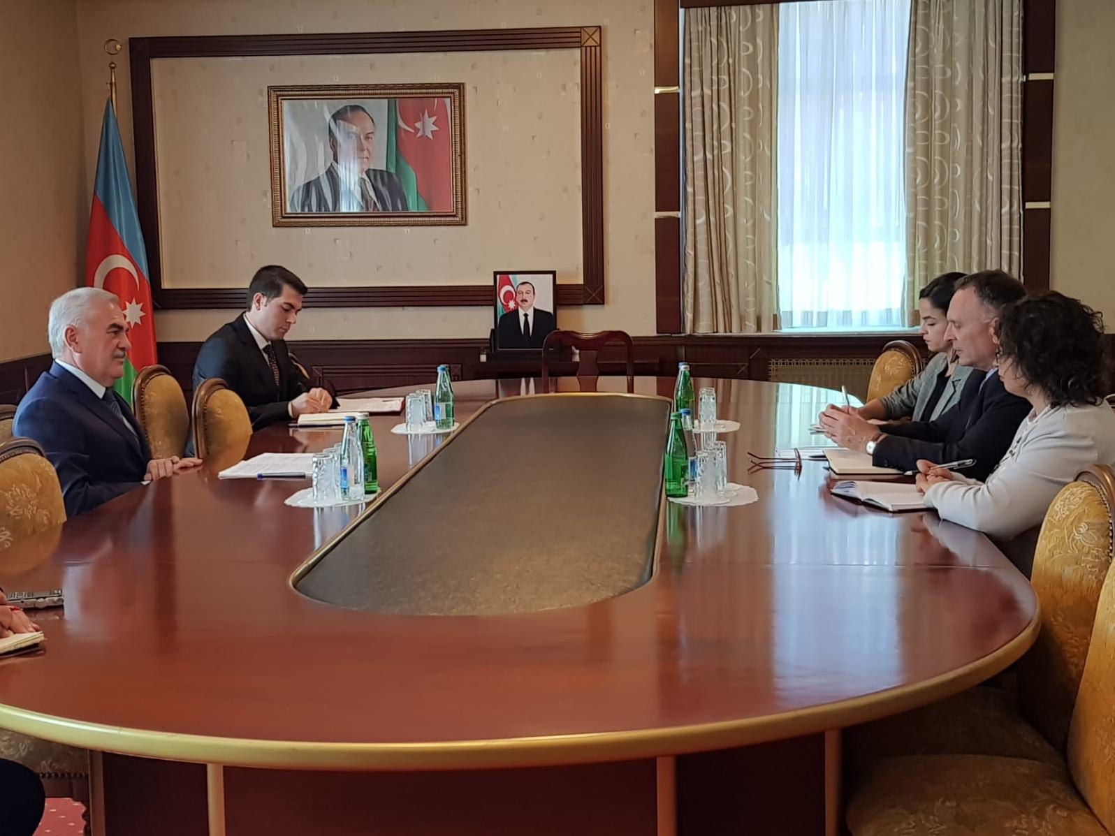 Посол Израиля ознакомился с Нахчываном - ФОТО