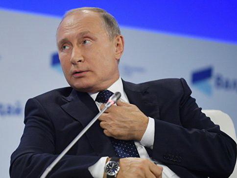 Путин о ядерной войне: «Мы попадем в рай, а они — просто сдохнут»