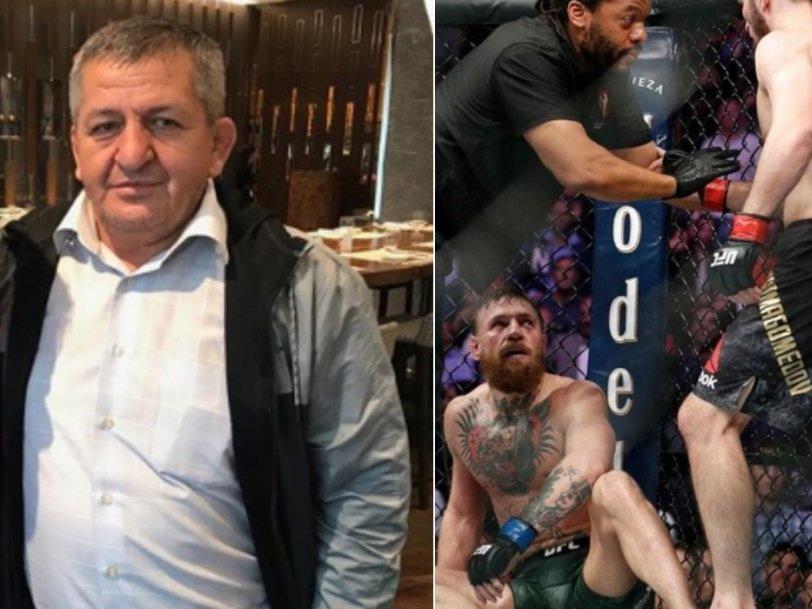 Отец Хабиба простил Конора и пригласил в Дагестан