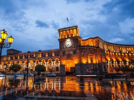 Назначена дата первого тура голосования по выборам премьера Армении