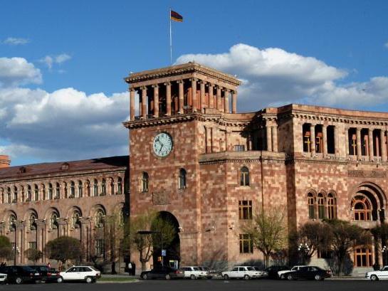 Армения хочет присоединиться к миротворческим миссиям ЕС