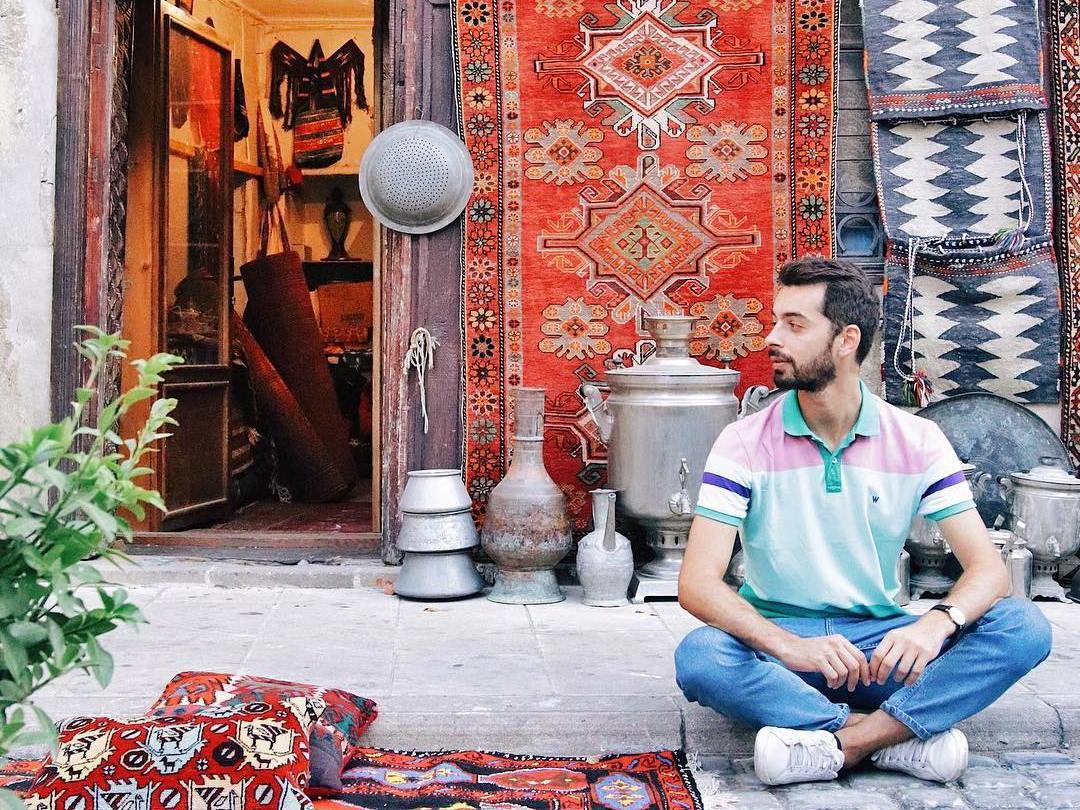 Путевые заметки известного в Сети азербайджанца, впервые посетившего Азербайджан - ВИДЕО