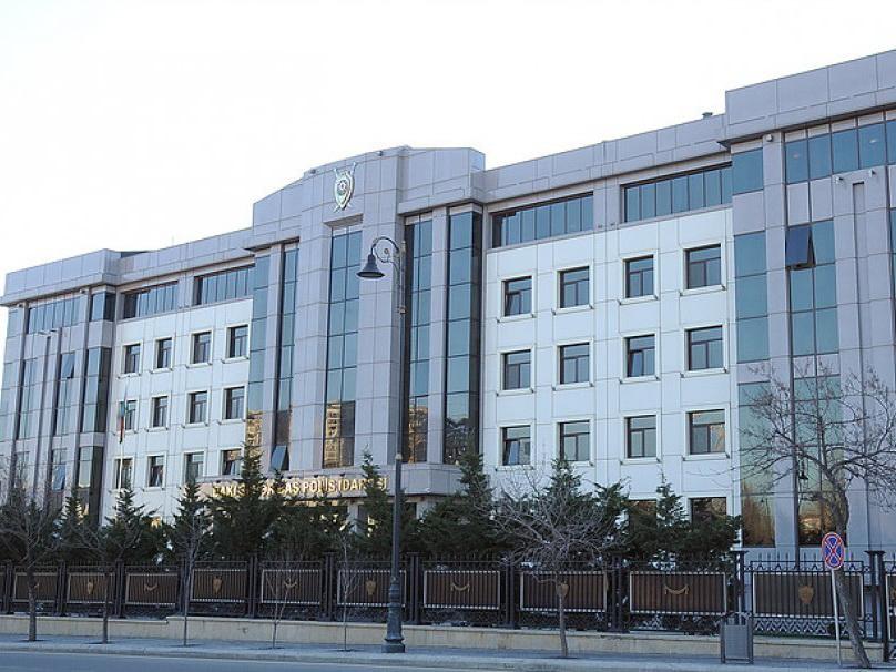 Сменился глава пресс-службы Главного управления полиции города Баку