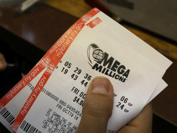 Джекпот лотереи Mega Millions достиг рекордных $1,6 млрд