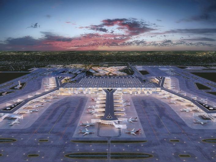 Turkish Airlines с 8 ноября начинает полеты из Баку в Новый аэропорт Стамбула