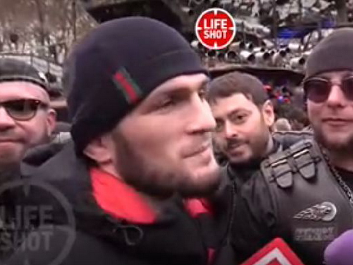Нурмагомедов рассказал, как встретил бы Макгрегора в Дагестане - ВИДЕО