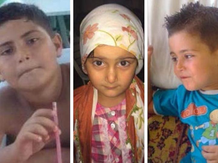 Türkiyədə dəhşət: Ana 3 uşağının başını kəsdi – FOTO