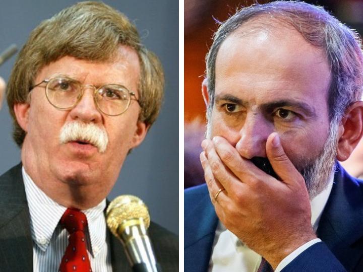 Американский интерес: «Вашингтонский ястреб» устроит Еревану «разбор полетов»?