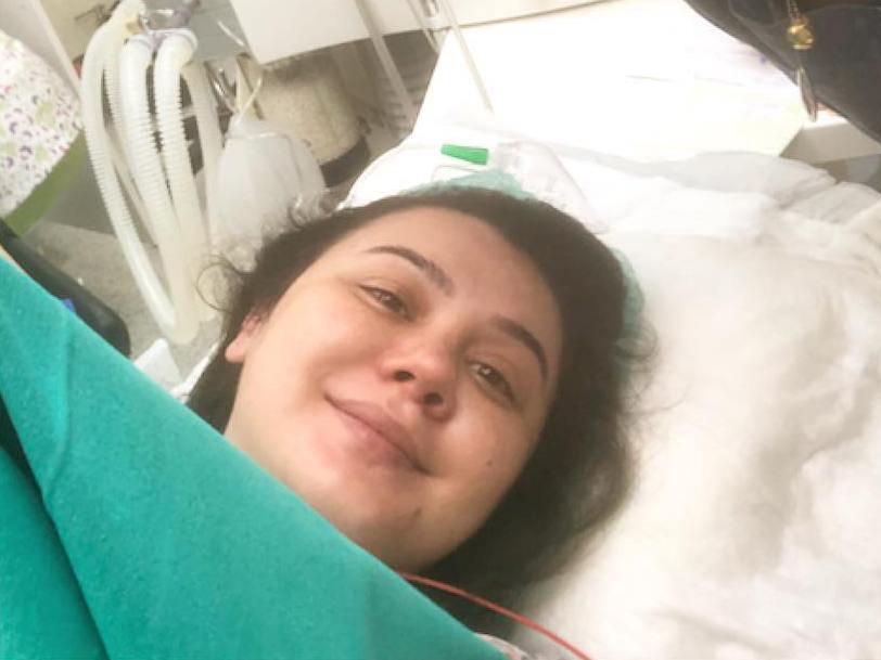 Как Оксана Расулова впервые стала мамой? – ФОТО