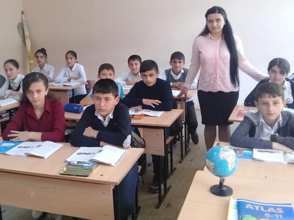 Учитель из отдаленного села: «Моя профессия – это веление сердца»
