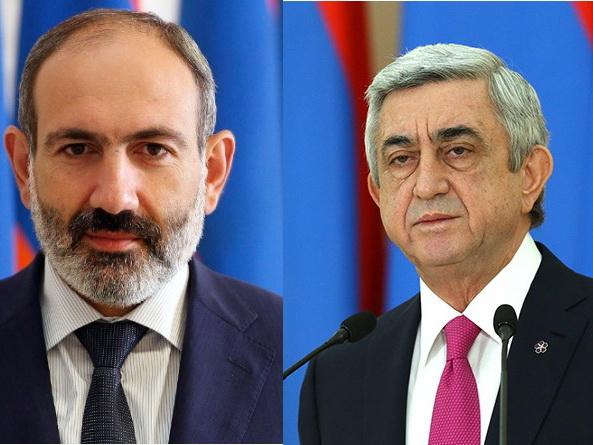 Пашинян рассказал, как Сержу Саргсяну удавалось долгое время удерживать власть
