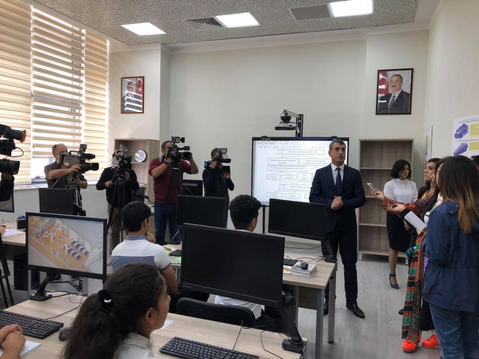 Минобразования провело семинар в Центре профессионального образования ASAN Peşə в Мингячевире – ФОТО
