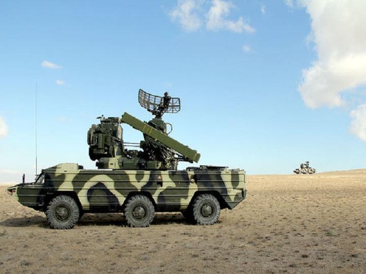 Hava hücumundan müdafiə bölmələrinin təlimləri davam edir – FOTO – VİDEO