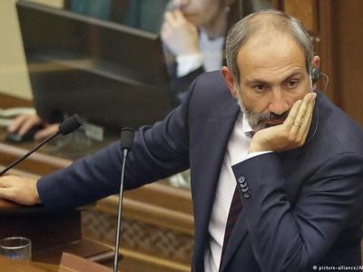 Партия Пашиняна набрала лишь одну четверть голосов на местных выборах