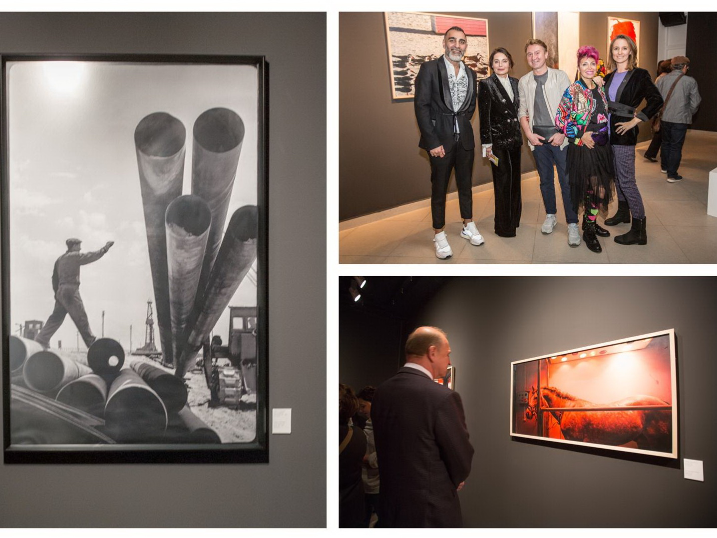 В галерее YAY открылась фотовыставка «Функция. Структура. Изменение» - ФОТО
