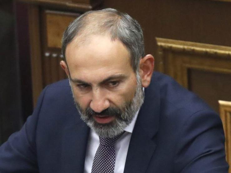 Кандидатура Никола Пашиняна официально выдвинута на пост премьер-министра Армении