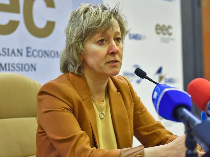 Вероника Никишина: «Вопрос членства Азербайджана в ЕАЭС не стоит в повестке»