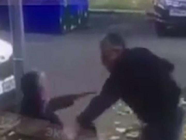 """Azərbaycanlı """"avtoritet""""in Moskvada amansız qətli – VİDEO (18+)"""