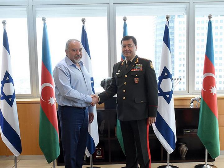 Состоялось обсуждение вопросов военно-технического сотрудничества между Азербайджаном и Израилем