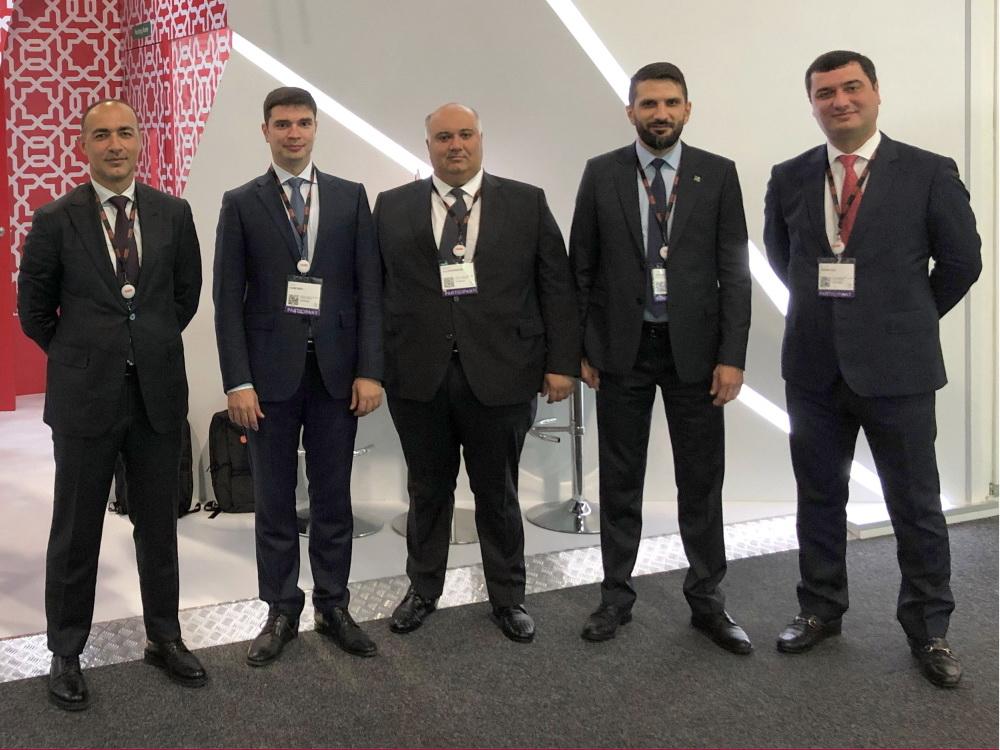 Kapital Bank принимает участие в традиционной выставке SIBOS – ФОТО