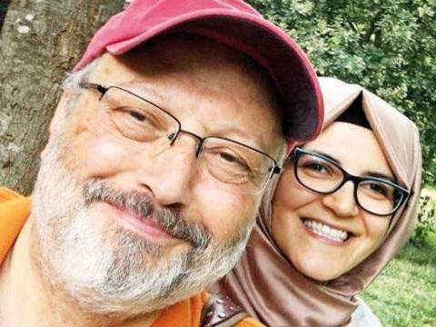 Невеста убитого саудовского журналиста написала ему трогательное послание – ФОТО - ВИДЕО