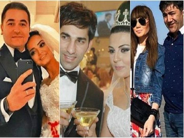 ATV-də tanış olub evlənən məşhur cütlüklər - SİYAHI+FOTO