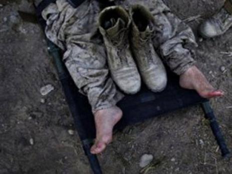 Очередной оккупант получил ранение на оккупированных территориях Азербайджана