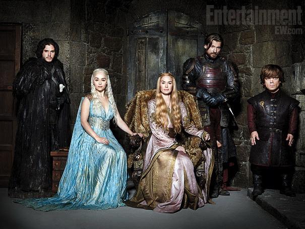 Зима близко: главные герои «Игры престолов» раскрыли тайны финального сезона – ФОТО