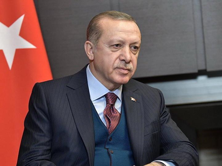 Эрдоган: Те, кто пытаются создать ажиотаж вокруг событий 1915 года, сами имеют кровавое прошлое