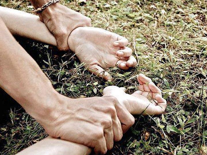 13 yaşlı baldızına qarşı DƏHŞƏTLİ ƏMƏL: meşədə əl-ayağını bağladı və… - FOTO