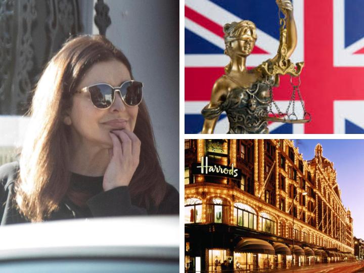«Мак-мафия вумен»: Как Замира Гаджиева шикует на украденные мужем азербайджанские миллионы – ФОТО