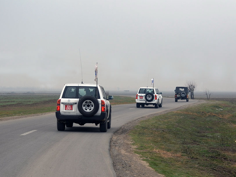 Сопредседатели МГ ОБСЕ примут участие в мониторинге в Нагорном Карабахе