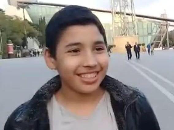 В Баку найден пропавший неделю назад мальчик – ФОТО - ОБНОВЛЕНО