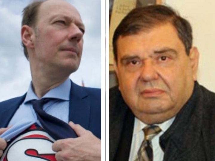 Клоуны армянского цирка, или Кое-что о тех, кого армяне возят в Карабах