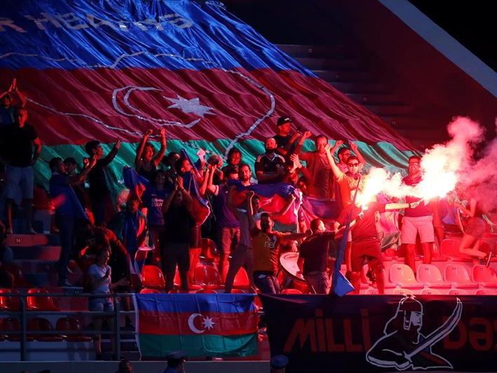 Пустые трибуны азербайджанского футбола: рассказывают сами фанаты - ФОТО - ВИДЕО