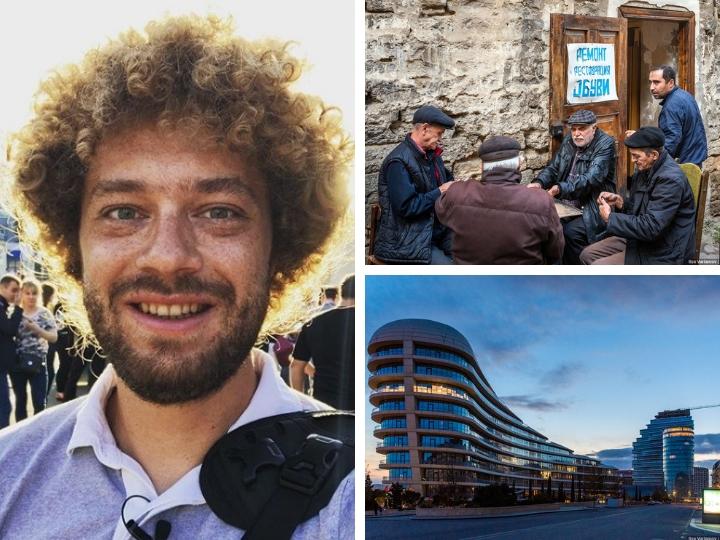 Варламов: «Баку это город для богатых и сильных» - ФОТО