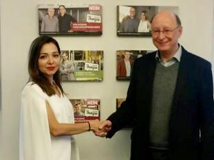 Посол представила информацию об Азербайджане деловым кругам Швейцарии – ФОТО
