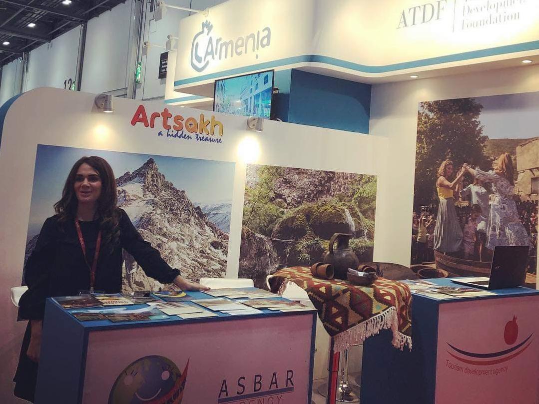 Азербайджан предотвратил провокацию Армении на выставке в Лондоне - ФОТО