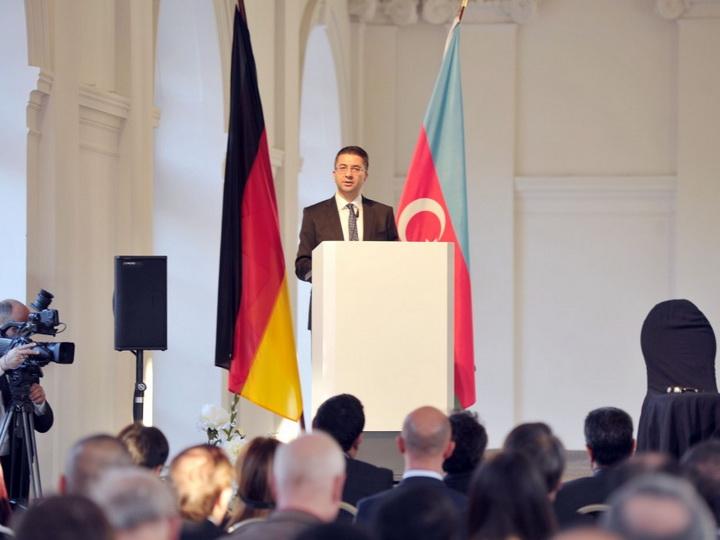 В Берлине прошла научная конференция, посвященная 100-летию АДР - ФОТО