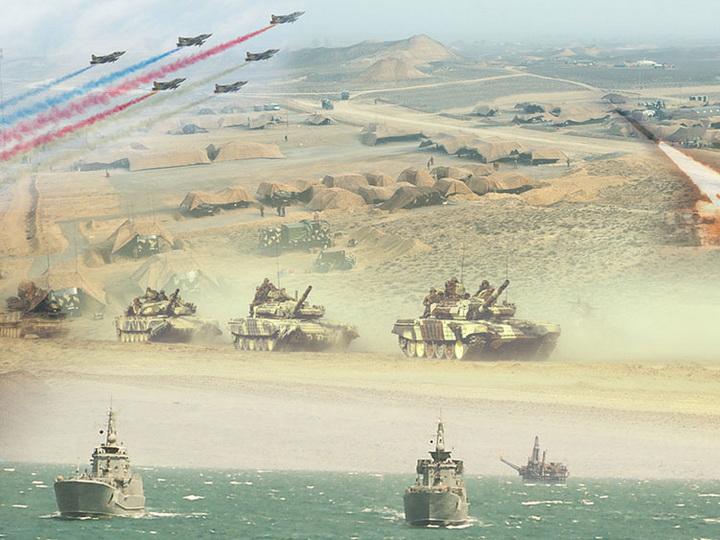 Азербайджанская армия проведет командно-штабные военные игры