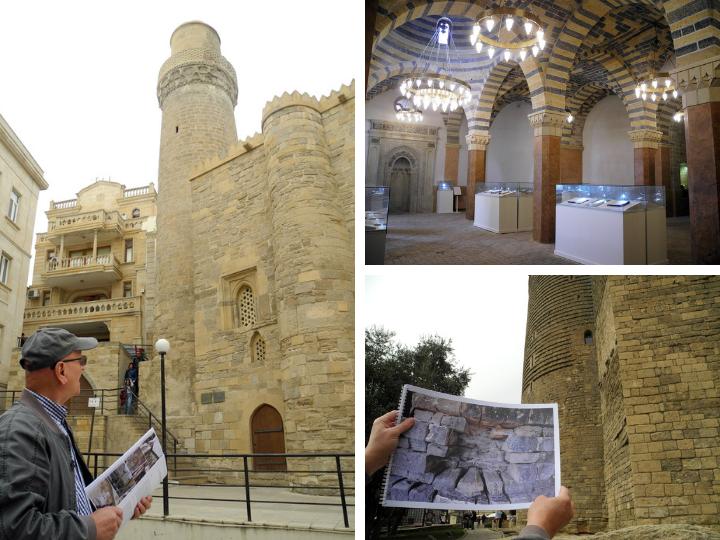 Это прекрасно! Кто и как реставрирует исторические памятники в Ичери шехер – ФОТО – ВИДЕО