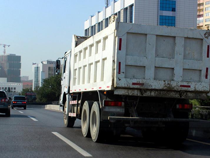 Кроме этих дорог, грузовиков в Баку больше не будет - СПИСОК