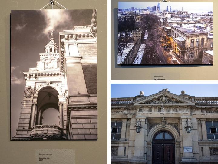 Фестиваль «Фантазия»: Как сохранить архитектурное наследие Баку – ФОТО